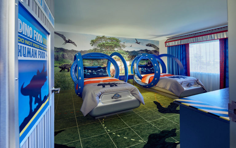 Jurassic World Kids Suite