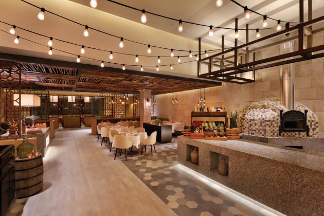 Hyatt Ziva Cancun Restaurants