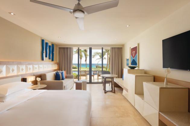 Hyatt Ziva Cancun Rooms