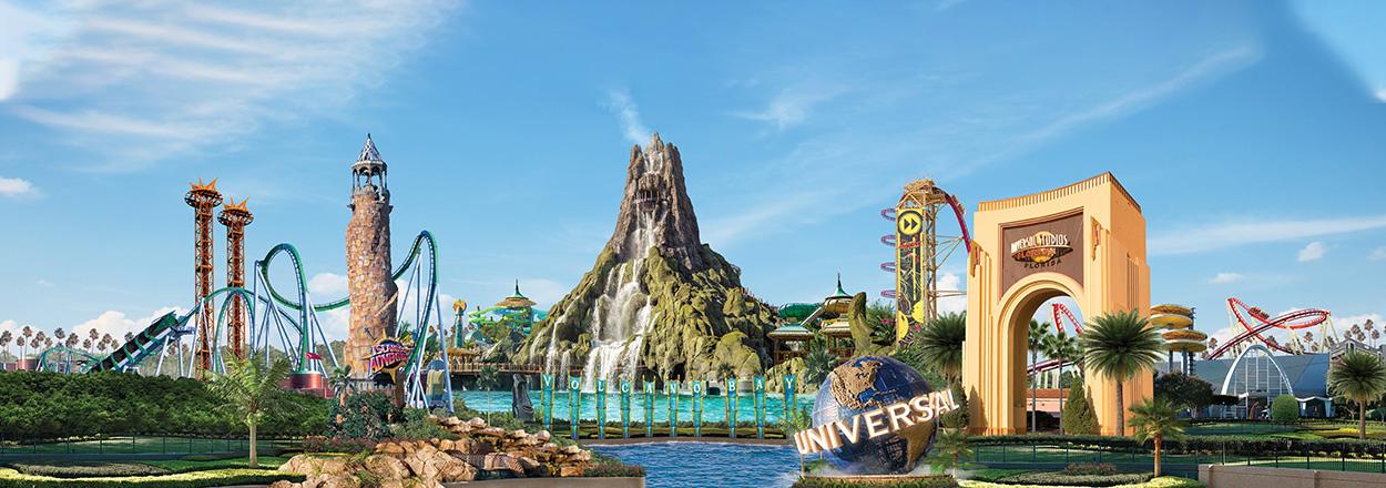 Universal Orlando Vacations