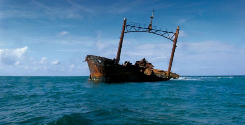 puntacanashipwreck